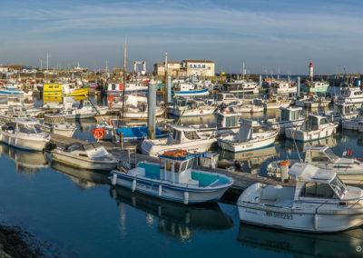 Port de la Cotinière (Oléron)