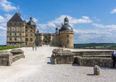 Château de Hautefort (87)