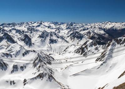 Pyrénées_Vue depuis le Pic du Midi